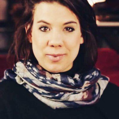 Portrait Katharina Vogel